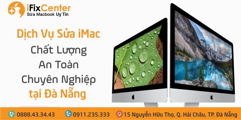 Dịch vụ Sửa chữa Macbook chất lượng tại Đà Nẵng