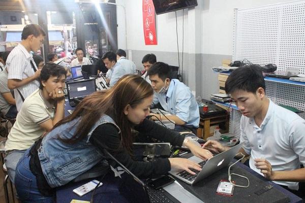 sửa main macbook tại Đà Nẵng