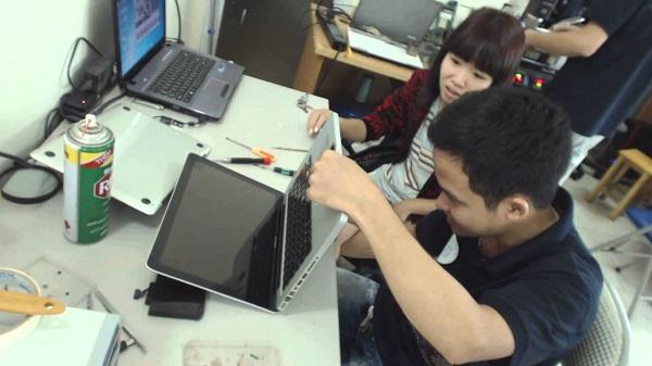 Sửa màn hình macbook tại Đà Nẵng