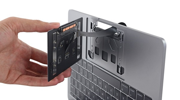 Sửa trackpad macbook tại Đà Nẵng