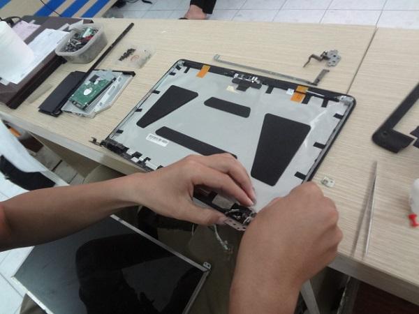 Thay vỏ macbook tại Đà Nẵng