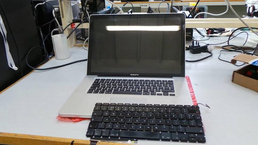 Thay bàn phím macbook tại Đà Nẵng