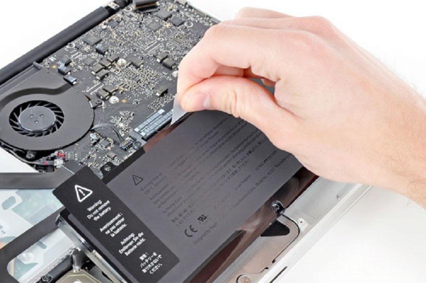 thay pin macbook tại Đà Nẵng